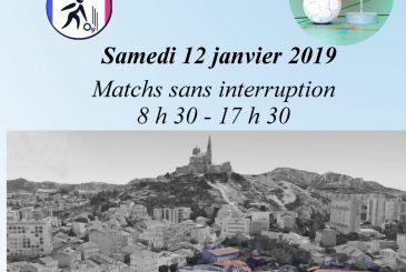 Championnat de France Masculin N4 Torball