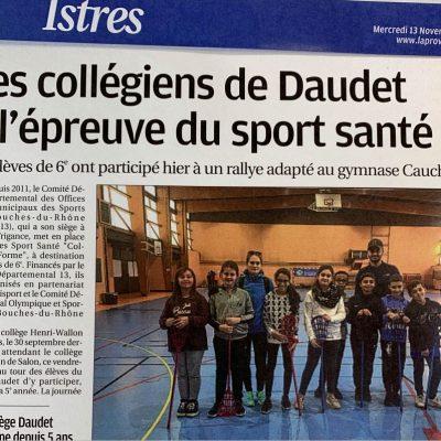 College Daudet Istres