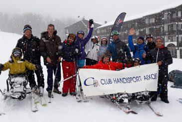 CLUB DU MOIS DE MARS : CLUB HANDISPORT AIXOIS